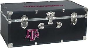 Texas - A & M University Storage Trunk by Seward Trunk