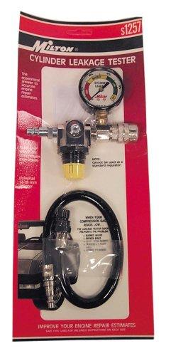 Milton S1257 Cylinder Leakage Tester Steffen Shusterka