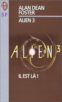 ALIEN 3 - FOSTER, ALAN DEAN - NEW PAPERBACK BOOK