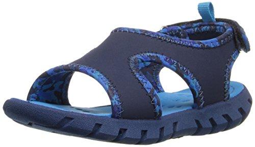 OshKosh B'Gosh Vapor-B Water Sandal (Toddler/Little Kid), Navy, 9 M US Toddler