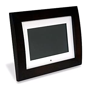 Curtis DPF828 8-Inch Digital Picture Frame (Black) by Curtis