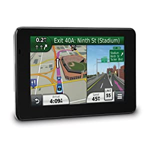 Garmin nüvi 3590LMT 5-Inch Portable Bluetooth GPS Navigator with Lifetime Map and Traffic Updates $399.99