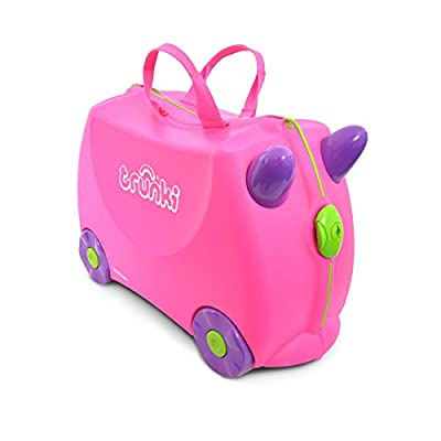 Trunki Ride-on Suitcase by Knorrtoys