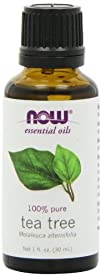 NOW Foods Tea Tree Oil 1-Ounce