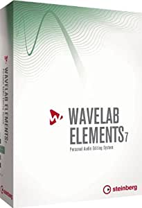 Steinberg WaveLab Elements 7 Upgrade from WaveLab LE 7 and WaveLab LE 6