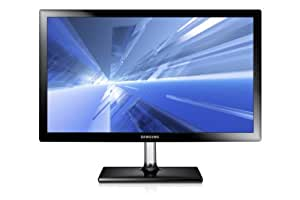 Samsung T24C550ND 24-Inch Screen LED-Lit Monitor HDTV