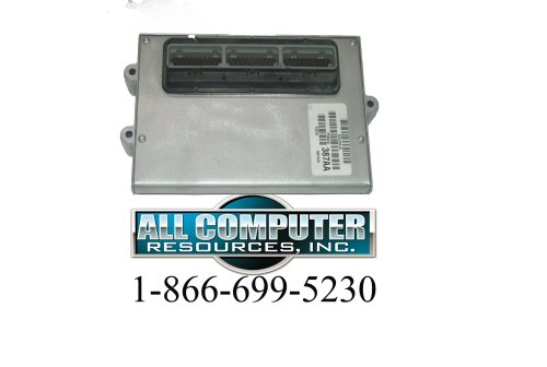 91-98 Jeep Grand Cherokee ENGINE COMPUTER ECM PCM ECU- Programmed to your vehicle!