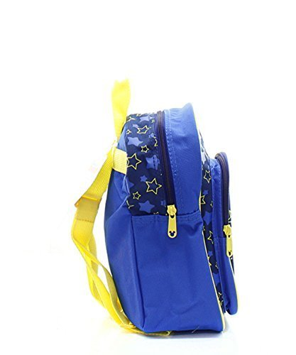 Disney's Mickey Mouse Clubhouse Blue And Yellow Child's Small Backpack