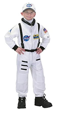 NASA Jr. Astronaut Suit Costume