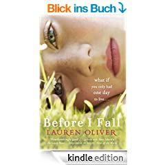 Before I Fall (English Edition)
