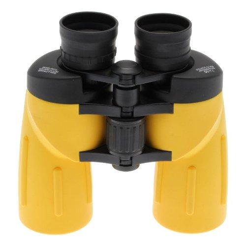 Illusion 7X50 Binoculars Waterproof Ruby Coated Yellow [H111570]