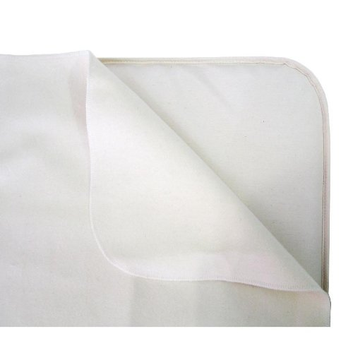 Naturepedic Waterproof Flat Crib Pad, 28x52
