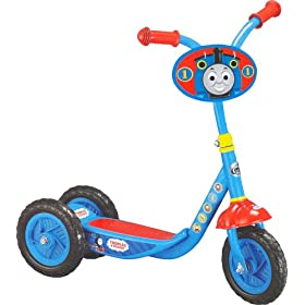 Thomas & Friends blue three wheel Scooter