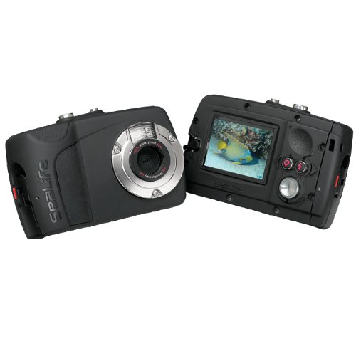 Underwater Shock & Waterproof Digital Camera - Mini II - Watersport Snorkeling