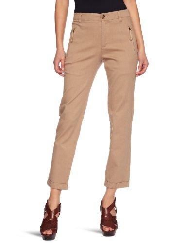 Jackpot Kaira Slim Women's Trousers New Camel