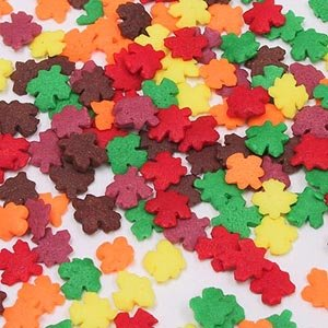 Confetti Autumn Leaves 2.6 oz. CONAL