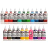 The Bloodline 21 Color Tattoo Ink Set