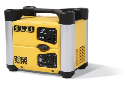 Champion Power Equipment 73531i 2000 Watt Portable Gas Inverter Generator