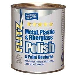 FLITZ POLISH - PASTE 2.0 LB QUART CAN
