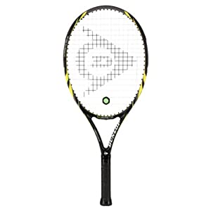 Buy Dunlop Sports Junior 0 8 Grip Biomimetic 500 Graphite Tennis Racquet (25-Inch) by Dunlop Sports