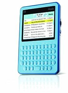 TwitterPeek Mobile Tweeting Device (Aqua)