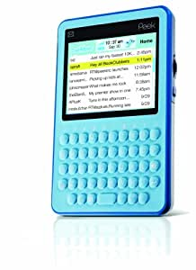 TwitterPeek Mobile Tweeting Device (Aqua)