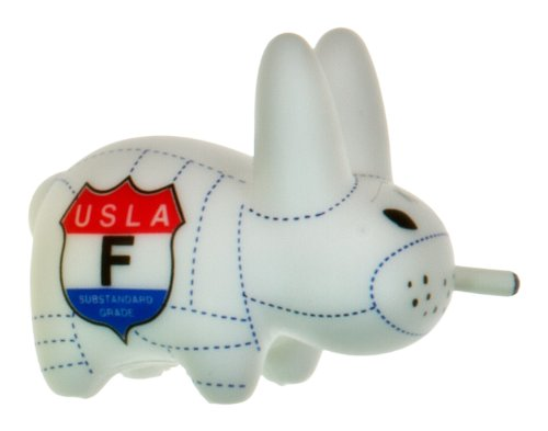 "USLA F: Kozik x Kidrobot Smorkin' Labbit ~1.5"" Mini-Figure Series"