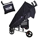 Koo-Di Pack-It Stroller Sun & Sleep Shade Blackby Koo-Di