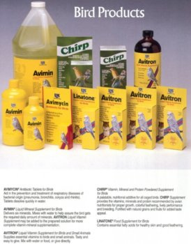 Lambert Kay Avimin Liquid Mineral Supplement for Birds (8 oz.)