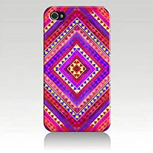Art Collection-016 Hard Plastic Back Cover for iPhone 4/4S