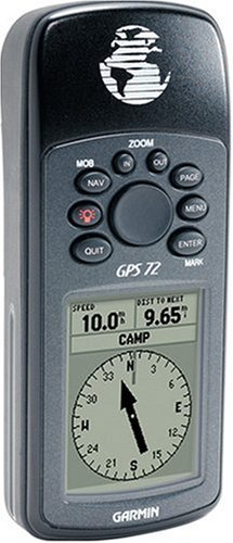 Garmin GPS 72, International Marine Point Database