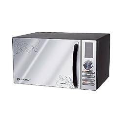 Bajaj 2310 ETC 23-Litre Convection Microwave Oven with Mirror finish door - Black