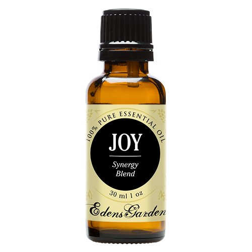 Joy Synergy Blend Essential Oil by Edens Garden (Comparable to DoTerra's Elevation & Young Living's Joy Blend)- 30 ml
