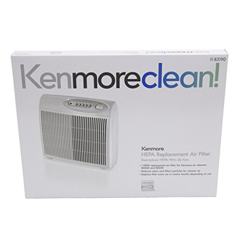 Kenmore Hepa Air Cleaner : Sears kenmore replacement hepa filter food