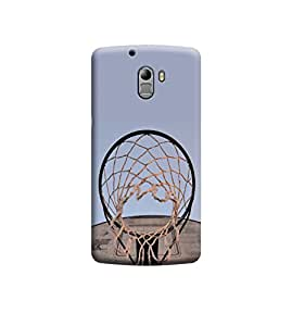 Ebby Premium Printed Back Case Cover With Full protection For Lenovo Vibe K4 Note (Designer Case)