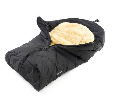 kaiser-nids-dange-pour-poussette-little-sheepy-noir
