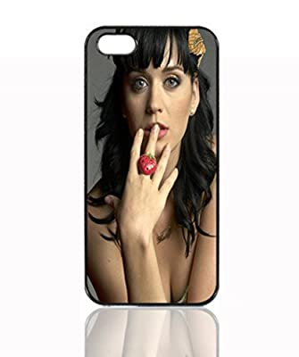 Katy Perry Eyes Image Unique Diy New Hard Snap On Cover Protector Case For iPhone 5 5S