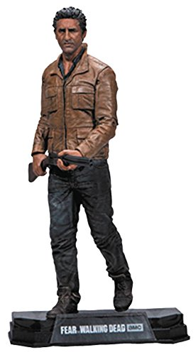 McFarlane Toys Fear The Walking Dead TV Travis Manawa Collectible Action Figure