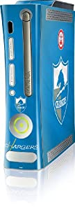 NFL - San Diego Chargers - San Diego Chargers - Microsoft Xbox 360 (Includes HDD) -... by Skinit