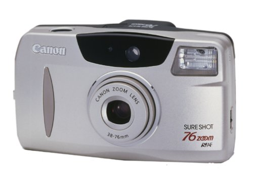 Canon Sure Shot 76 Zoom Date 35mm Camera (35mm Developer compare prices)