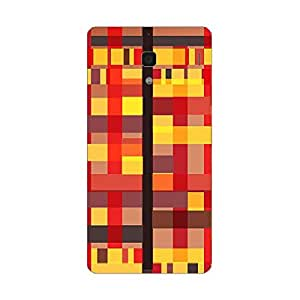Garmor Designer Plastic Back Cover For Xiaomi Redmi 1S