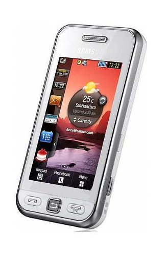 Samsung S5233 Unlocked Phone  3 MP Camera, MP3