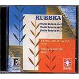 Violin Sonatas, No. 1/2/3