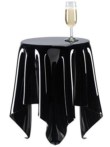 Hogar Decora-Mesa Ilusion Negra