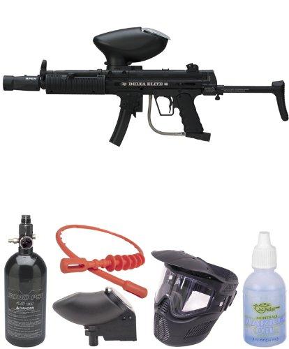 Bt Delta Elite 1 Star Paintball Gun Package