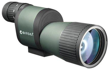 Barska Benchmark 12-60X78 Waterproof Straight Spotting Scope W/Tripod & Soft Case