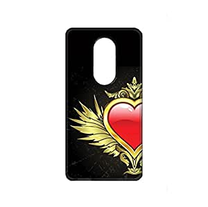 Vibhar printed case back cover for Coolpad Note 3 Lite LoveKing