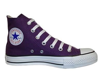 Amazon.com: Converse Chuck Taylor All Star Hi Top Toddlers Purple