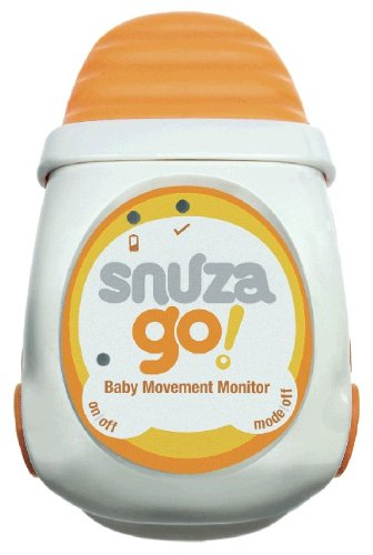 Snuza Go Baby Breathing Monitor