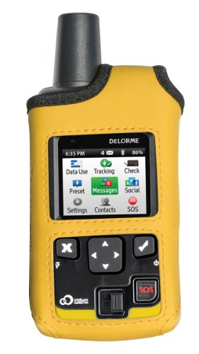 DeLorme inReach Flotation Case for SE and Explorer (Yellow)
